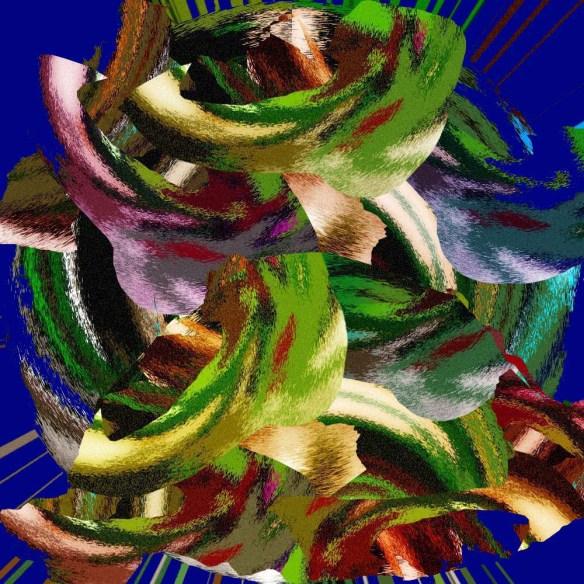 Digital art work by Hoàng Ngọc Biên