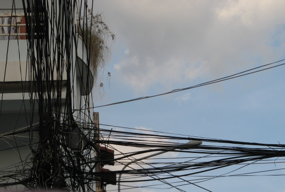 Electric wires