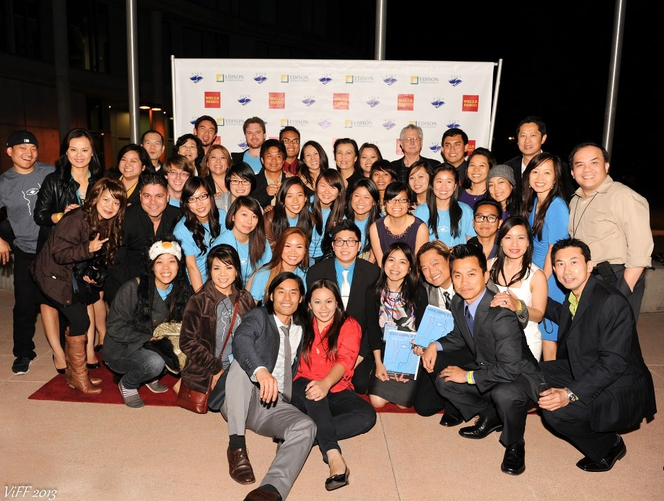 Part of the ViFF team - Photo from ViFF website.