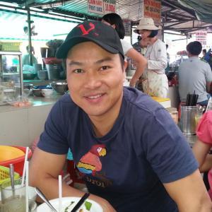 Đạo diễn Khoa ở Việt Nam - Hình: Nguyễn Trọng Khoa cung cấp.