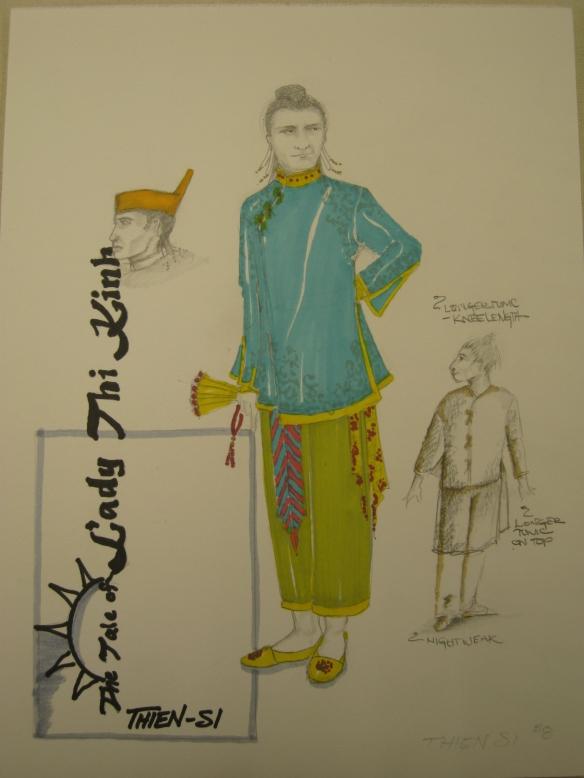 costume-Thiện Sĩ